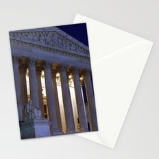 Supreme court Stationery Cards