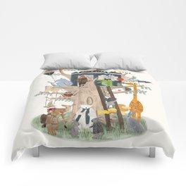 little playhouse Comforters