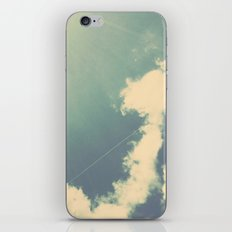 Pushing Past The Stratosphere. iPhone & iPod Skin