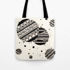 Pattern Doodle One Tote Bag