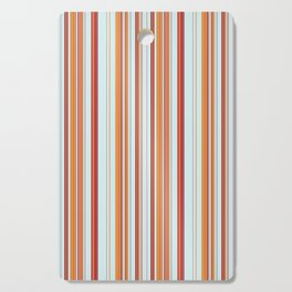 Combined Stripe Pattern - Clear Sailing Colorway Cutting Board
