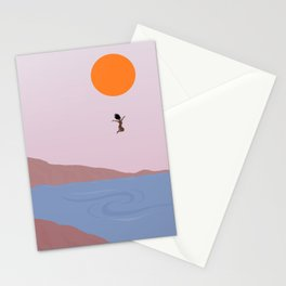 Descent // Lament Stationery Cards