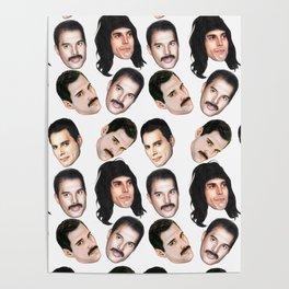 Fab Freddie Poster