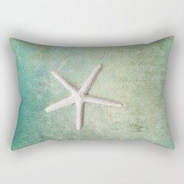 single starfish Rectangular Pillow