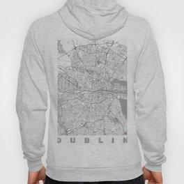 Dublin Map Line Hoody