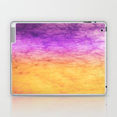 Orange and Purple Laptop & iPad Skin