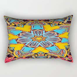 The Departed of Achilles 8 Rectangular Pillow