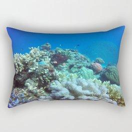 Great Barrier Reef Rectangular Pillow