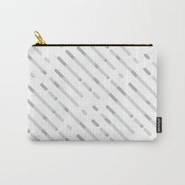Gray Abstract geometric background #society6 #decor #buyart #artprint Carry-All Pouch