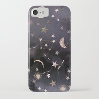 iPhone Cases featuring Constellations  by Nikkistrange