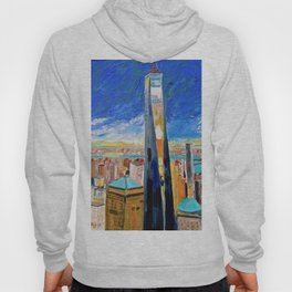 Freedom Tower Hoody