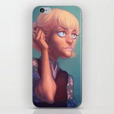 Armin headcanon iPhone & iPod Skin