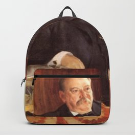 Anders Zorn - Grover Cleveland Backpack