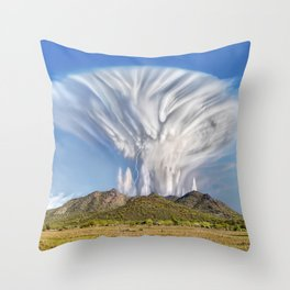 What a Day That Was Throw Pillow