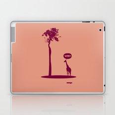 WTF? Jirafa bis! Laptop & iPad Skin