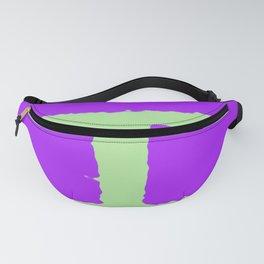 Built Up Purple Fanny Pack