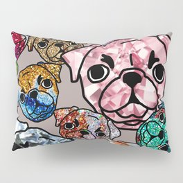 Meteor Dogs Pillow Sham