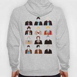 Twelve Doctors Hoody