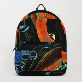Pepper Pot Day Part 2.2 Backpack