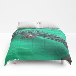 Hijo Puente Comforters