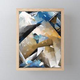 Nordpol Framed Mini Art Print