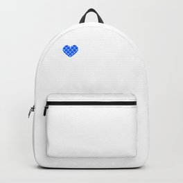 I Heart Guppies | Love Guppies - Poecilia reticulata Backpack