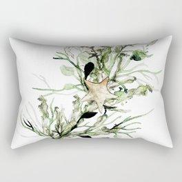 Waterwheel Plant Rectangular Pillow