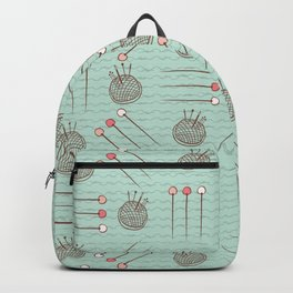 Pin Cushion Needles Sewing Hand Crafts Backpack