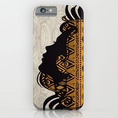 Tribal Dreams by Pom Graphic Design & Viviana Gonzalez Slim Case iPhone 6