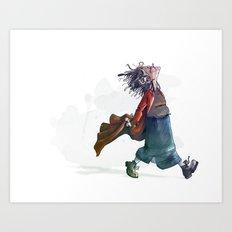 Pride Viejita Art Print