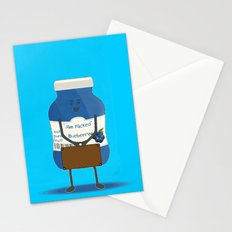 Jam packed Stationery Cards