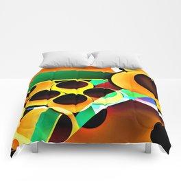 Cabsink16DesignerPatternCIRC Comforters
