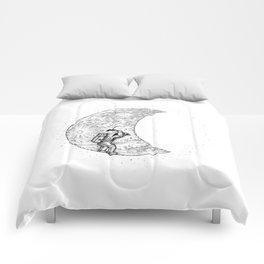Lunar Excavation Comforters