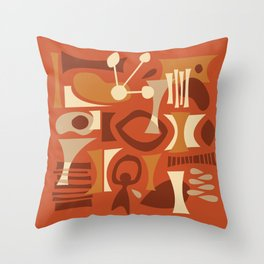 Kohala Throw Pillow