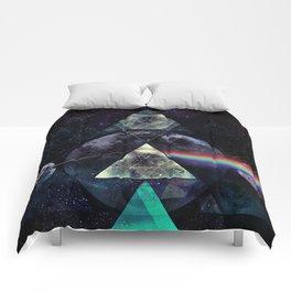 LYYT SYYD ºF TH' MYYN Comforters