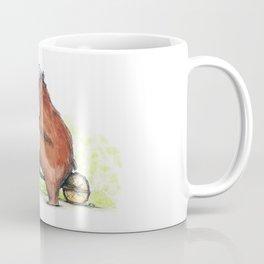 Bear Bike Coffee Mug