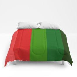 Christmas color chart Comforters