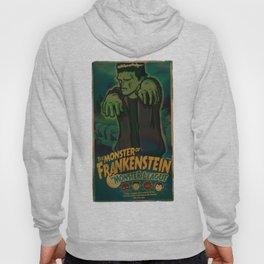 Frankenstein Poster Hoody