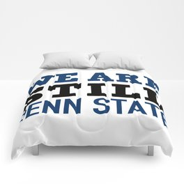 We are still Penn State Comforters