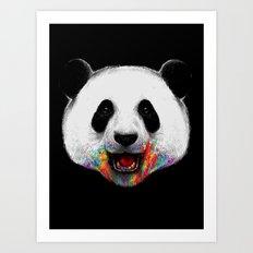Where is the Rainbow? Art Print