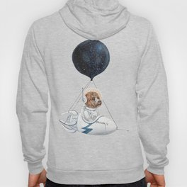 Poodle dog - Mission to Mars - Spacex - Space dog Hoody