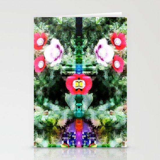 Poppy 2 Stationery Cards