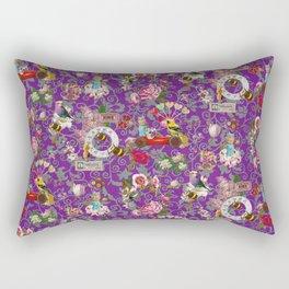 Spring Bank Holiday Rectangular Pillow