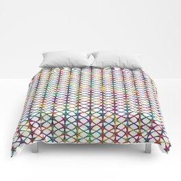 Cuben Rings Comforters