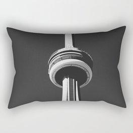 CN Tower Toronto Rectangular Pillow
