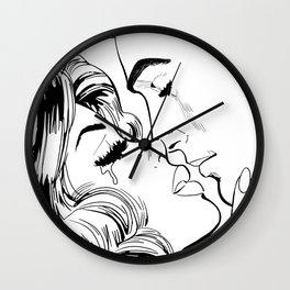 bad romance V Wall Clock