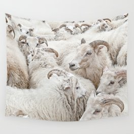 Stick Together Wall Tapestry