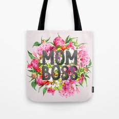 MOM BOSS Tote Bag