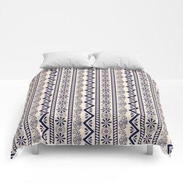 pattern art curtain Comforters