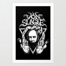 Sentenced to Death Art Print